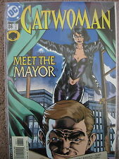 Catwoman #85 & #86 Staz Faucher 2000 DC Comics