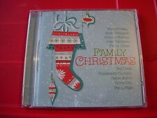 Family Christmas CD NEW SEALED Elvis Presley/Patti Page/Doris Day/Andy Williams+