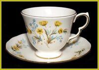 Colclough Angela Cups & Saucers - 8647