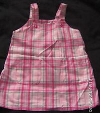 GIRLS CHILDREN'S PLACE PINK COLORS DRESS SIZE 12 MONTHS