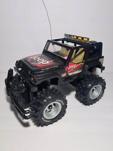 NIKKO RC Radio Control Monster JEEP Rubicon & Battery ONLY *NO REMOTE / CHARGER*