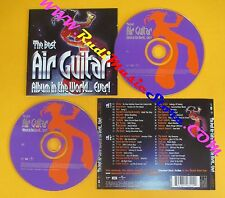 CD BEST AIR GUITAR WORLD EVER 2 CD compilation 2002 QUEEN SANTANA WHO (34)