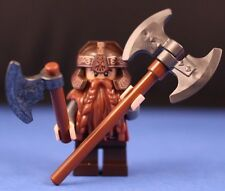 LEGO® LORD OF THE RINGS™ 9473 GIMLI™ Minifigure Dwarf Member of the Fellowship