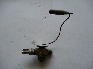 1967-1969 SHELBY MUSTANG COUGAR A/C EXPANSION VALVE C6OA-19849-A ORIGINAL FORD