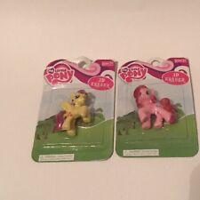 My Little Pony School Supplies 3D ERASER Yellow Pink New Sealed