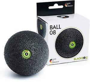 BLACKROLL BALL, Massage Ball, Intense Punctual Massage to Release Adhesions