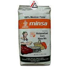 Minsa - Nixtamalized White Corn Masa Mix - 1Kg