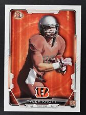 2015 Bowman #R67 Tyler Kroft - NM-MT