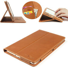 New Smart Real Genuine Leather Flip Cover Case For Samsung Galaxy Tab S 8.4 T700