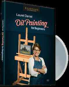 Laurel Daniel: Oil Painting for Beginners - An Instructional Art DVD
