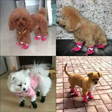 Comfortable Pet Supplies Boots Pomeranian Soft Bottom Animal Pet Shoes XS