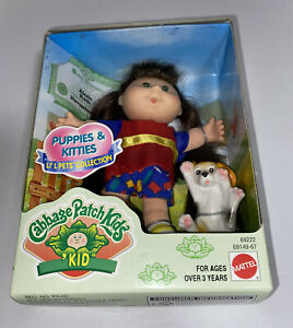 Cabbage Patch  Little Pets Collection 1997