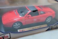 *Brand New* 1:18 Maisto Diecast Model Car - Ferari 348ts RED