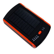 6000mAh Universal Portable Solar Charger Dual USB Battery Power Bank  For Phone