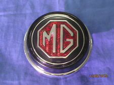 MG BRAND NEW MGB EARLY ORIGINAL STEERING WHEEL HORN PUSH 1962-69 ***OC19