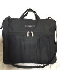 KATHMANDU Padded Black Polyester Laptop/Cross Body/Shoulder Bag / Handbag
