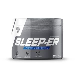 Trec Nutrition SLEEP-ER 225g - Testosterone Booster - Recovery Support - DAA