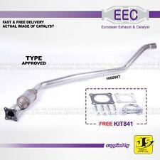 EEC CATALYST HI6000T TYPE APPROVED CHRYSLER VOYAGER (GRAND) 2.5 2.8 16V FREE KIT