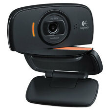 Logitech C525 Portable HD video calls Webcam - Black