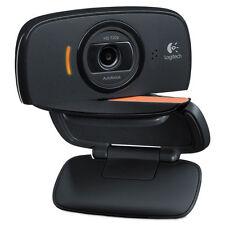 Logitech C525 Portable HD video calls Webcam - Black