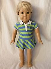 American Girl Doll Retired Lanie 18 Inch 2010 Doll Of The Year