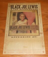 Black Joe Lewis & The Honeybears Tell 'Em What Your Name Is Poster Original Prom