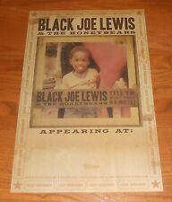 Black Joe Lewis & The Honeybears Tell 'Em What Your Name Is Poster Original Prom
