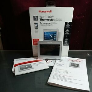 Honeywell Home RTH9580WF Wi-Fi Smart Color Touchscreen Thermostat