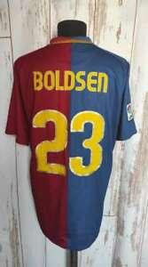 JOACHIM BOLDSEN #23 Handball Barcelona Jersey 2008 Nike Football Shirt Sz XL