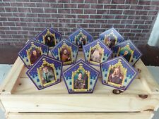 Harry Potter ☆☆☆ALL 10 THE COMPLETE SET☆☆☆Chocolate Frog Cards DEVLIN WHITEHORN