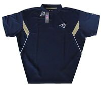 Los Angeles Rams NFL Men's Team Conference Stadium Big & Tall Golf Polo Shirt