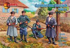 Mars 32023. Don Cossacks WWII. Plastic 1/32 Scale Figures.