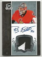 07-08 The Cup Brian Elliott Auto Sweet Jersey Patch Rookie Card RC #152 046/249