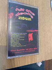 Hit The Decks Volume One - Rave Tape / Music Cassette Megabass Vs Two Little Boy