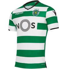 Sporting Lisbon Home Shirt 2017 2018 Size L BNWT