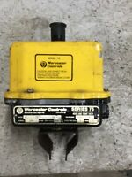 Electric Valve Actuator - Worcester Controls Series 75 150 in-lbs