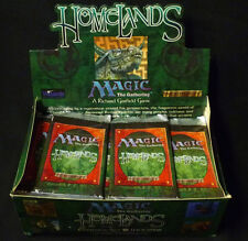 MTG 6 Homelands CCG Booster Packs New 1995 WOTC Magic the Gathering