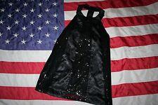 VANITY Black Embellished Cocktail Mini Dress Size Large: dressy/party/sexy #4548