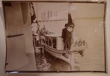 REINE DE HOLLANDE  L'EDGARD QUINET FALLIERES  PHOTO CHUSSEAU-FLAVIENS 1911