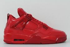 Nike Air Jordan Retro 11LAB4 UNIVERSITY RED OCTOBER 719864-600 Sz 8.5 B-Grade