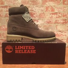 Brand New Timberland 6'Premium Suede Boot Dark Olive Green TB0A18PZ Winter SZ:11