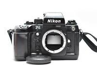[EXC+++++] NIKON F4 35mm SLR Film Camera Body w/ DP-20 From JAPAN #1770