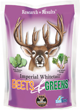 1 lbs 1/6 Acre BEETS and GREENS Whitetail Institute SEEDS Deer Plot Seed