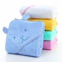 Baby Towel Bath Comfortable Hooded Bathrobe Animal Beach Cotton Towel Blanket