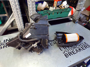 Ducati Scrambler Airbox air box filter & sensors DS42