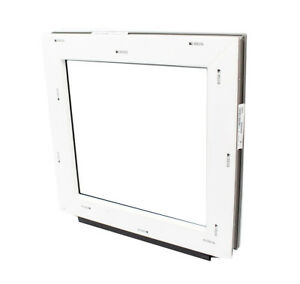 Fenêtre en PVC Aluplast Ideal 4000  FIXE , BONPRIX blanc