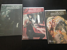 Comics US : The Last Broadcast 1-3