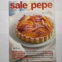 Sale & Pepe Anno 2013 Agosto - Rivista Cucina Ricette Gastronomia