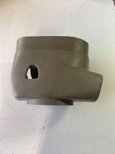 Brown 02-05 Chevy Trailblazer GMC Envoy Steering Column Cover Trim E29