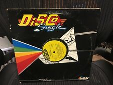 "Hydro Featuring Lorna Stop Your Teasing 12"" single Prism VG+"